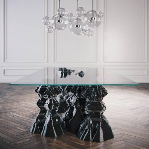 Stalagmite ultra luxe Table