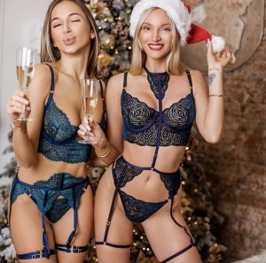 BFF Lingerie luxe set