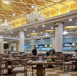 Hong Zi Ji restaurant AKA red chicken Shanghai
