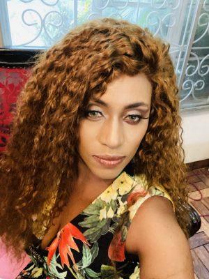 Stunning water curl silk base wig