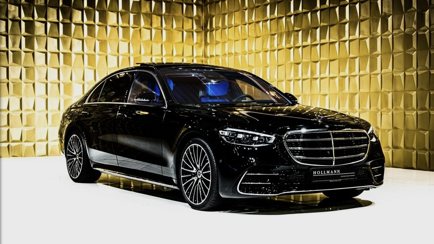Mercedes-Benz S 500 4M Long MY2021 Customized FOR SALE