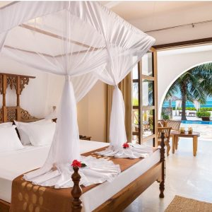 Most expensive resorts in Zanzibar island Tanzania
