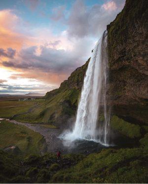 Seljalandsfoss, South Iceland