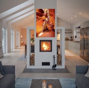 Luxury Grand Canyon  Art print