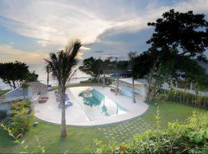 Beachfront Villa Seascape with private chef FOR RENT