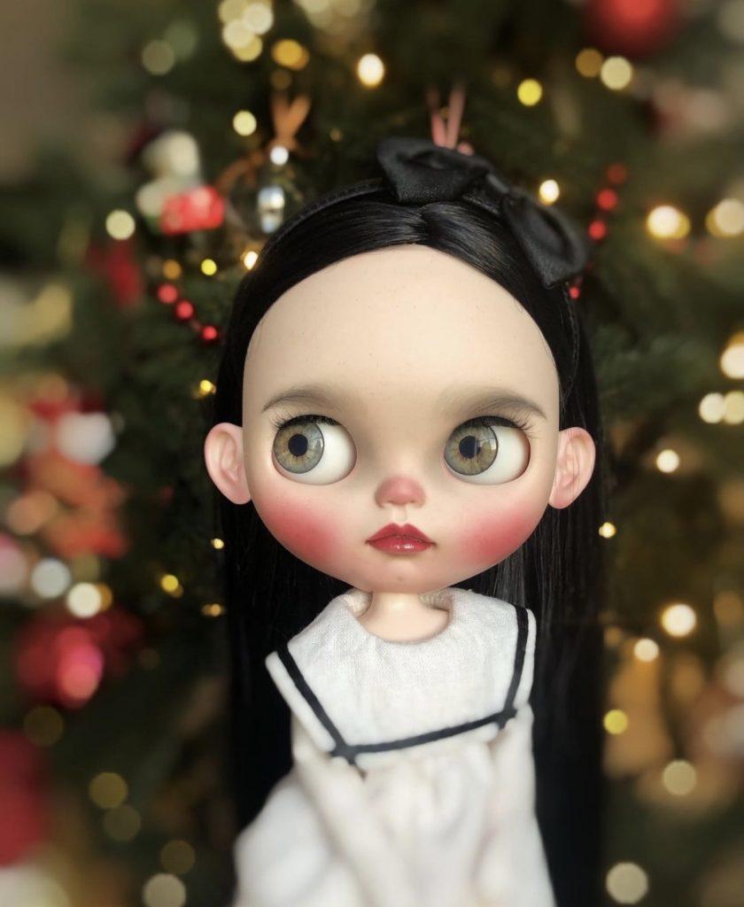 OOAK Custom unique luxury doll