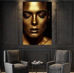 Luxury breathtaking Art print 4 set