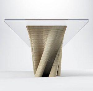 Luxury Curtain Table