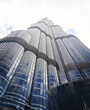 Burj Khalifa is an architectural flex