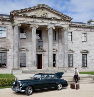 Ballyfin Estate Ireland
