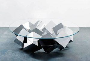 Magic Mirror Table