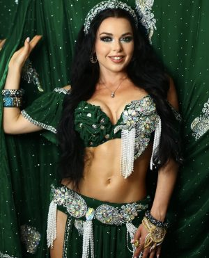 Is this the most impressive belly dance ever?