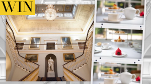 Win An Afternoon Tea For Four At 116 Pall Mall