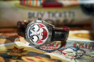 Konstantin Chaykin custom watch