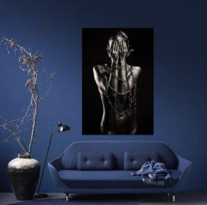 Luxury Bondage art print