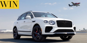 WIN a 2021 Bentley Bentayga® V8 or $165,000 cash alternative