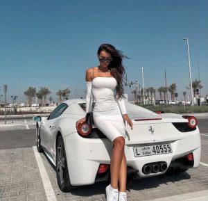 2015 White  Ferrari FOR SALE