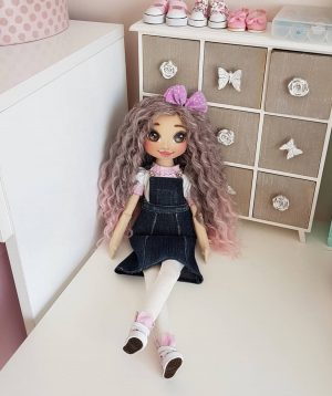 The cutest couture doll ever