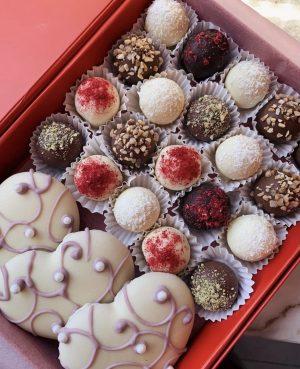 Artisan Gourmet chocolate treats