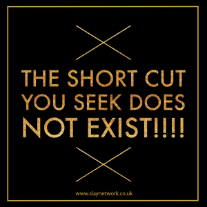 Actually there is no short cut to get rich legally