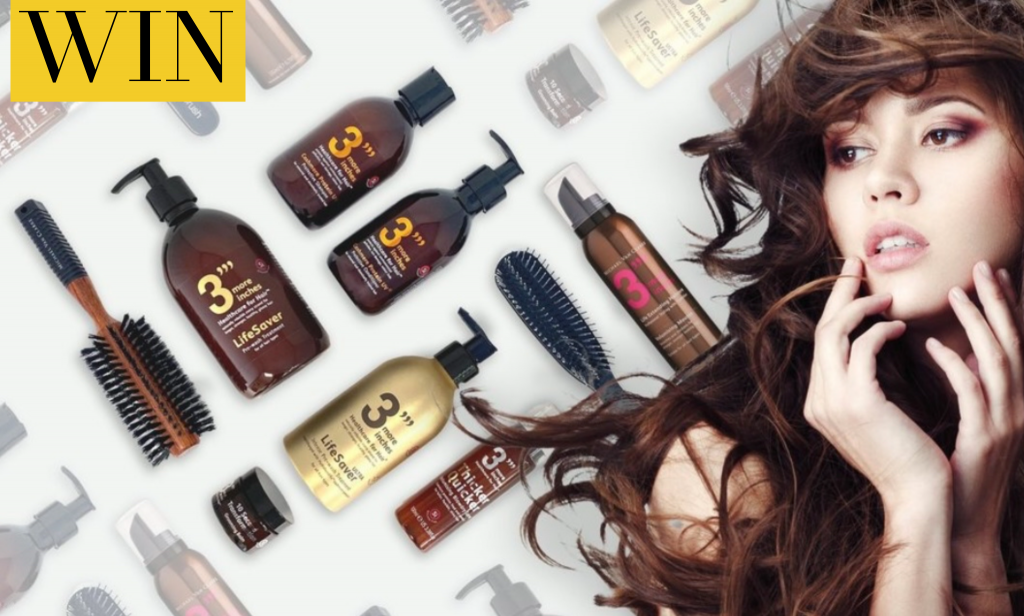 Win The Complete Silicone-Free Hair Care Range From Award-Winning Hairdresser Michael Van Clarke